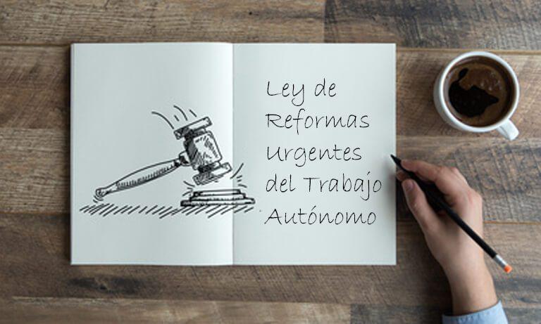 reformas urgentes autonomo 1 software para asesorías y empresas